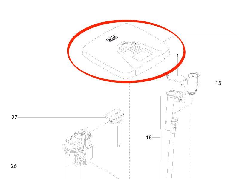 BG Deckel FiltoMatic 3000 / 6000