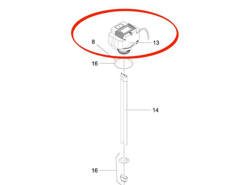 BG Lampenkopf FiltoClear UVC 24