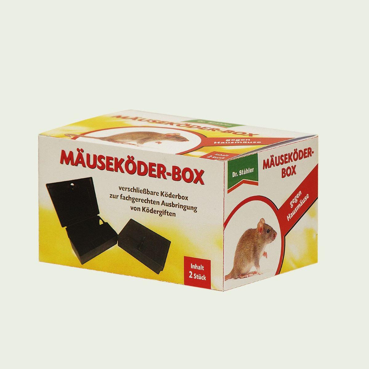 Dr. Stähler Ratzia Mäuseköder-Box