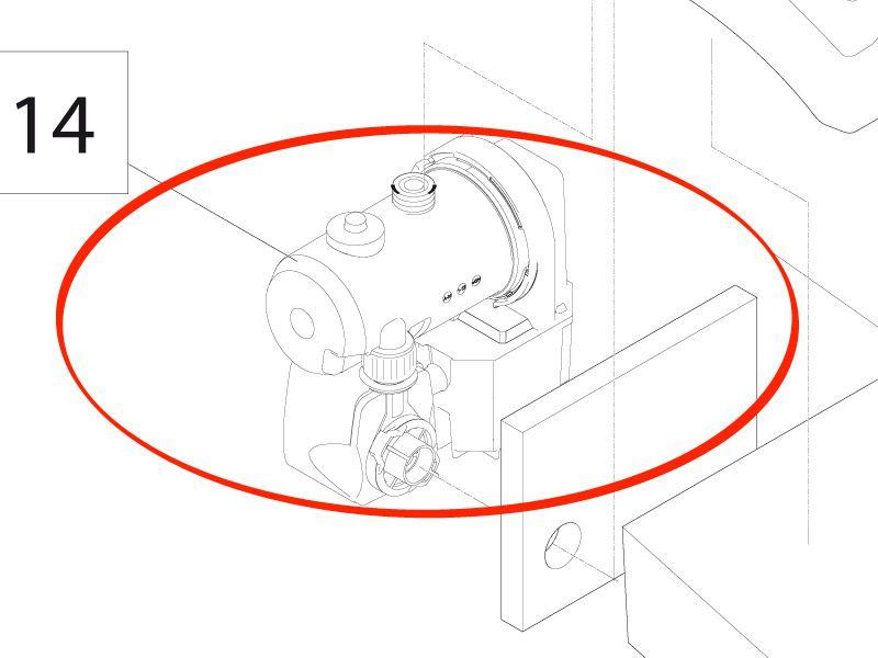 Ersatz UVC/Pumpe Filtral UVC 2500