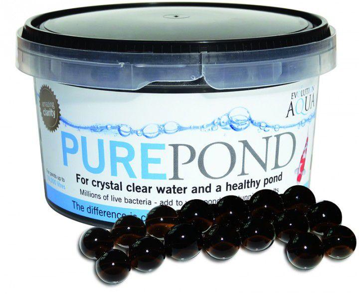 Unique Koi Evolution Aqua Pure Pond Für kristallklares Wasser und einen gesunden Teich 2000ml