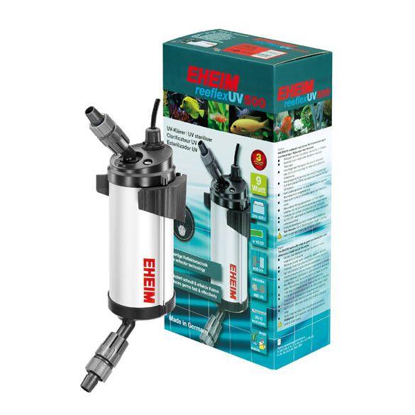 EHEIM reeflexUV 500 für Aquarien von 300-500 l