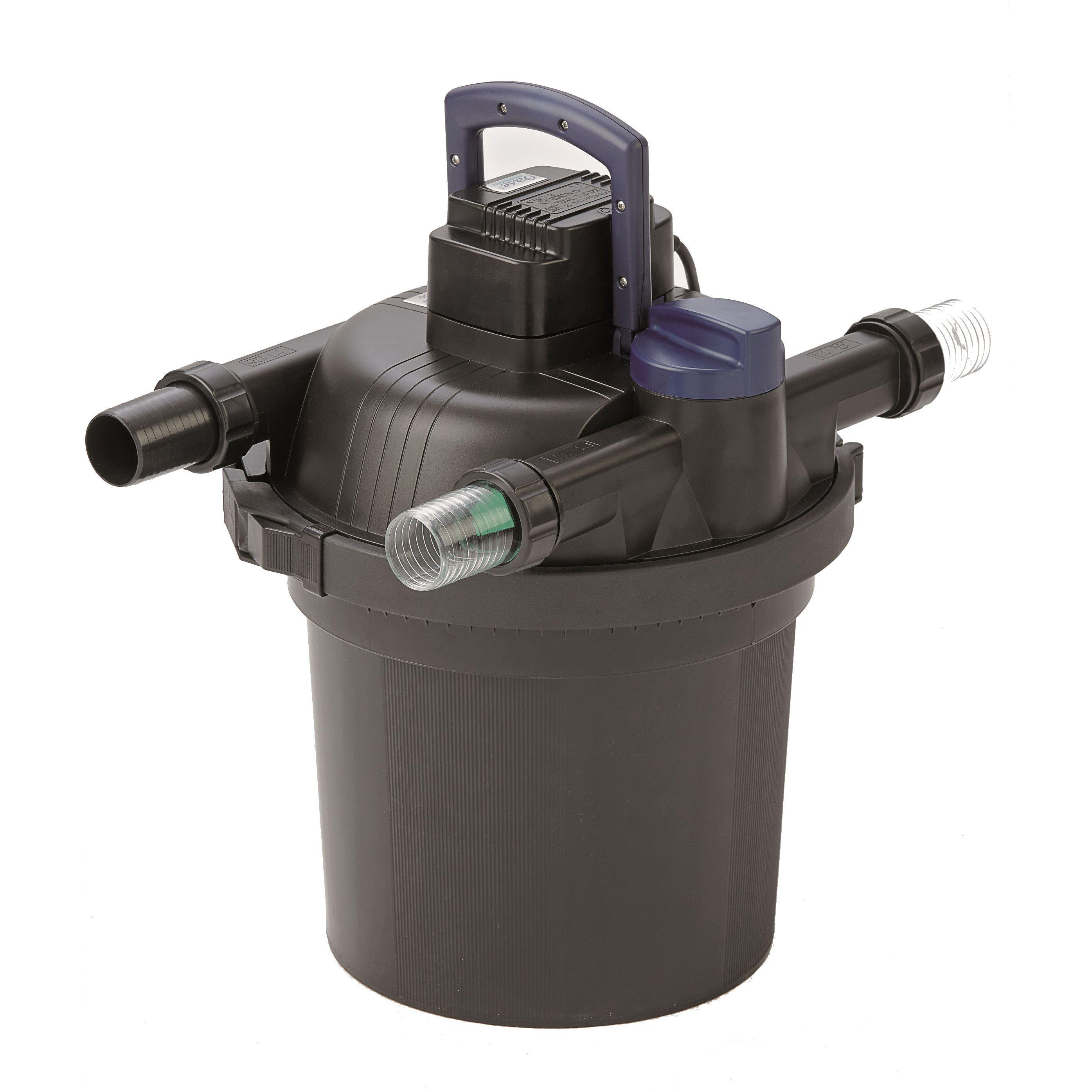 Oase FiltoClear 12000 Druckfilter für Teiche bis 12 m³