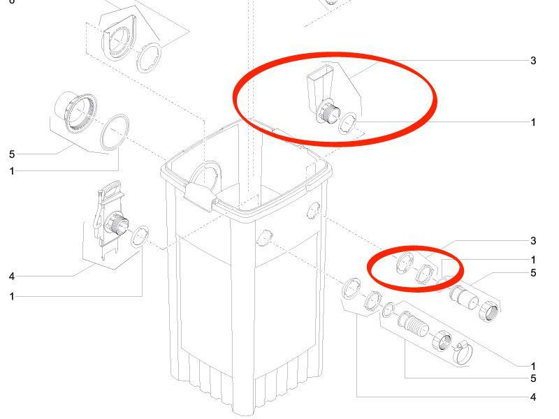 BG Schmutzauslauf FiltoMatic