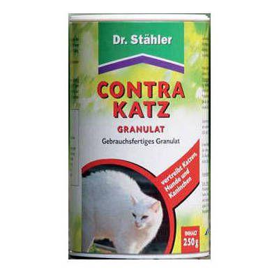 Dr. Stähler Contra Katz Granulat Duftbarriere gegen Katzen