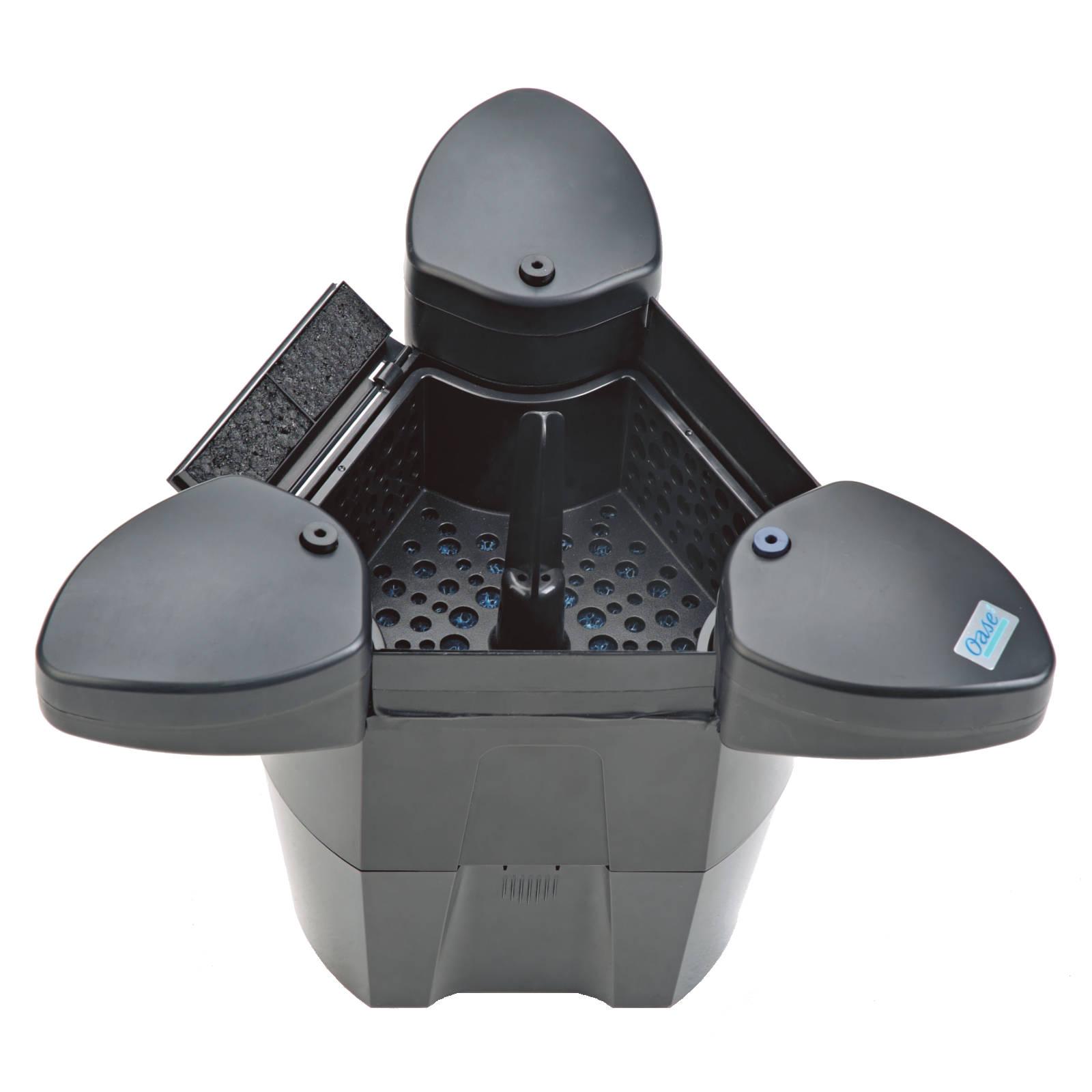 Oase SwimSkim 25 Oberflächenabsauger / Skimmer für Teiche bis 25 m²