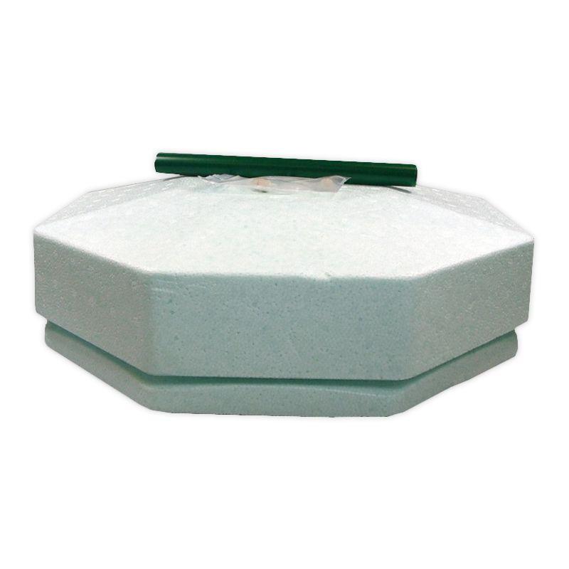 Unique Koi Eisfreihalter Ø 400 mm aus Styropor