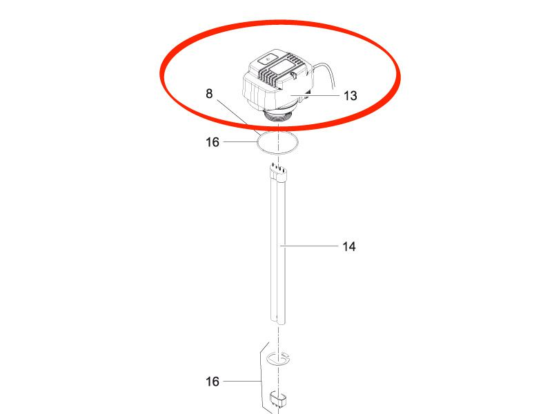 BG Lampenkopf FiltoClear UVC 36