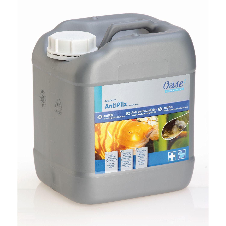 Oase AquaActiv AntiPilz gegen Pilzinfektionen 5 L